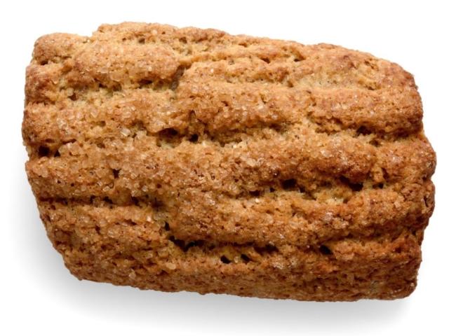 Biscotti caserecci da latte integrali