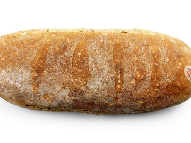 Pane bianco casereccio